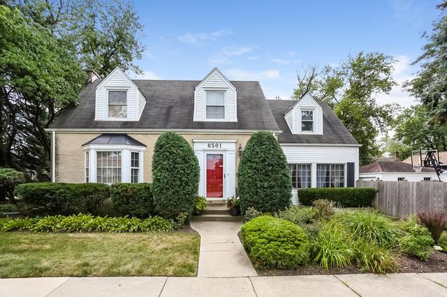 8501 Washington Avenue, Brookfield, IL 60513 (MLS #10039593) :: Littlefield Group