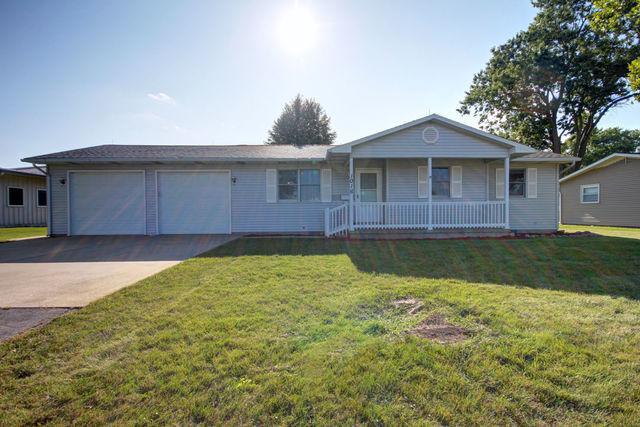 1016 S Market Street, MONTICELLO, IL 61856 (MLS #10039783) :: Ryan Dallas Real Estate