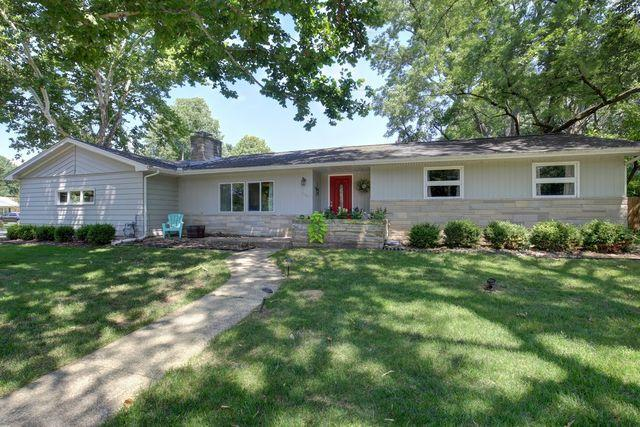1608 Oxford Drive, Champaign, IL 61821 (MLS #10040333) :: Littlefield Group