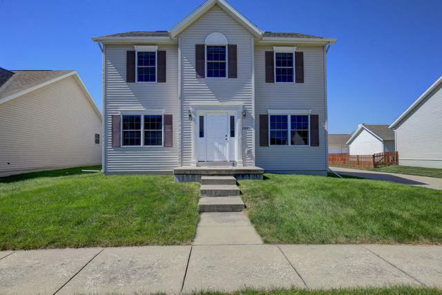 1501 Montgomery Street, Urbana, IL 61802 (MLS #10040352) :: Ryan Dallas Real Estate