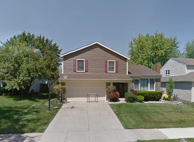 1317 Devonshire Road, Buffalo Grove, IL 60089 (MLS #10040423) :: The Jacobs Group
