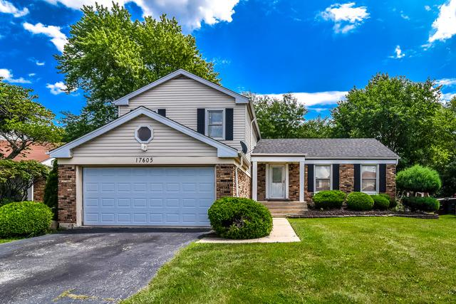 17605 Stonebridge Drive, Hazel Crest, IL 60429 (MLS #10040512) :: Littlefield Group