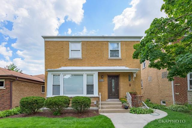 6315 N Avers Avenue, Chicago, IL 60659 (MLS #10040615) :: The Spaniak Team