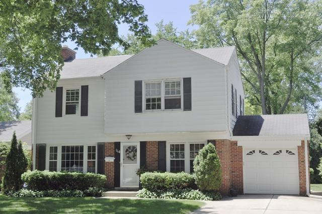 114 S Stratford Road, Arlington Heights, IL 60004 (MLS #10040979) :: The Jacobs Group