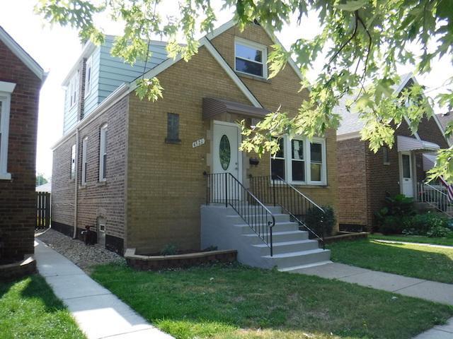 4521 S Komensky Avenue, Chicago, IL 60632 (MLS #10041164) :: Domain Realty
