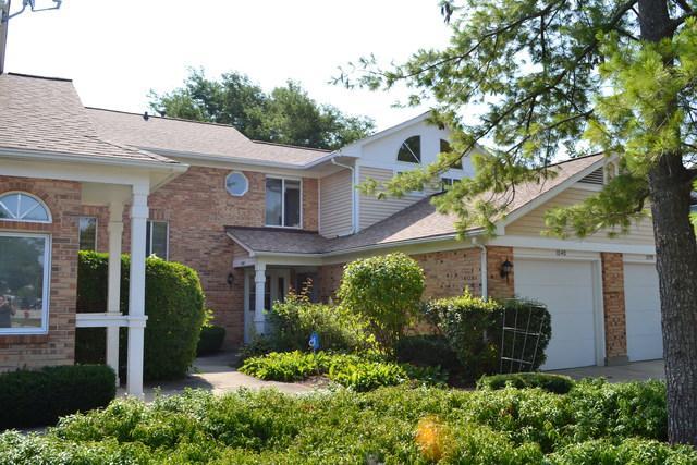 1040 Courtland Drive #9, Buffalo Grove, IL 60089 (MLS #10041726) :: Littlefield Group
