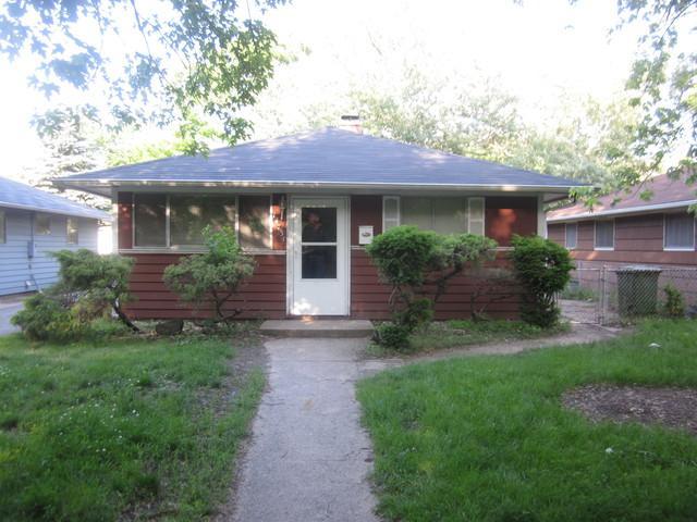 14731 Ellis Avenue, Dolton, IL 60419 (MLS #10041772) :: Domain Realty