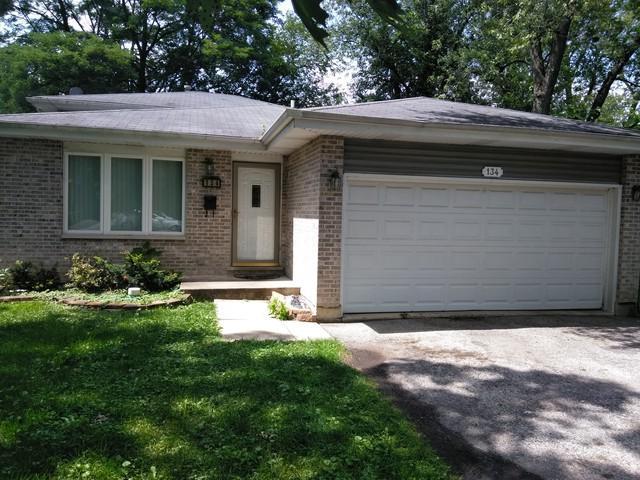 134 N State Street, Glenwood, IL 60425 (MLS #10041903) :: Domain Realty