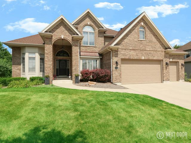 711 Merrill New Road, Sugar Grove, IL 60554 (MLS #10041958) :: The Jacobs Group