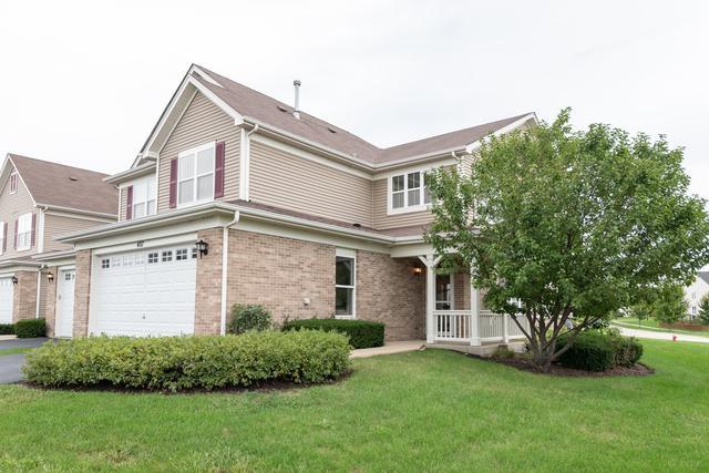 407 Bluegrass Parkway, Oswego, IL 60543 (MLS #10042035) :: The Saladino Sells Team