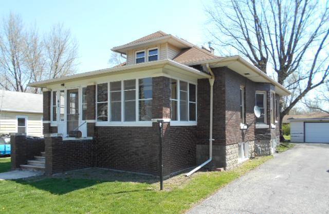 412 N Monroe Street, Gardner, IL 60424 (MLS #10042043) :: The Jacobs Group