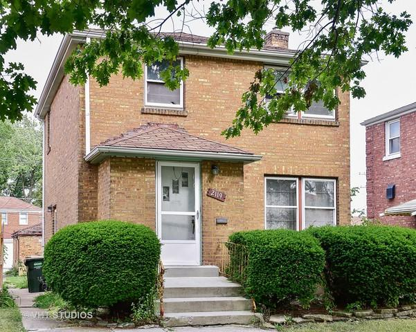 2119 S 20th Avenue, Broadview, IL 60155 (MLS #10042232) :: The Jacobs Group