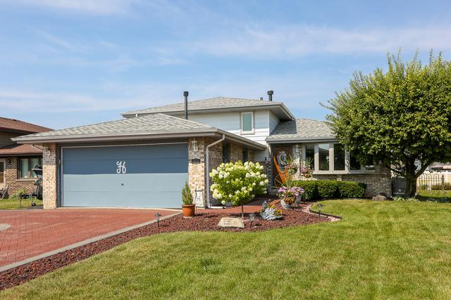 16626 Obrien Drive, Orland Hills, IL 60487 (MLS #10042296) :: The Jacobs Group