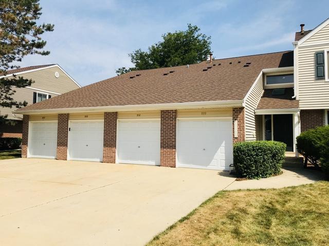 938 Hidden Lake Drive #938, Buffalo Grove, IL 60089 (MLS #10042355) :: Littlefield Group
