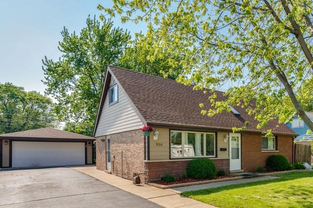 9016 Windsor Lane, Bridgeview, IL 60455 (MLS #10042660) :: Littlefield Group