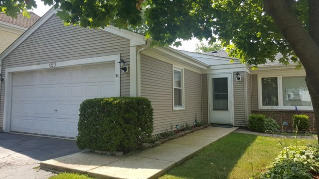 450 Oxford Place, Roselle, IL 60172 (MLS #10042758) :: Domain Realty