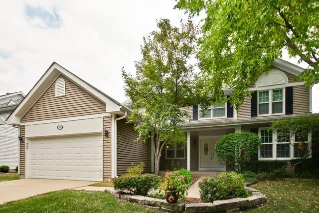 306 Richmond Place, Vernon Hills, IL 60061 (MLS #10042960) :: Baz Realty Network | Keller Williams Preferred Realty