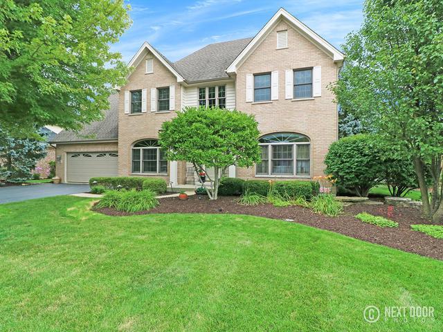6012 Brookridge Drive, Plainfield, IL 60586 (MLS #10043090) :: Domain Realty