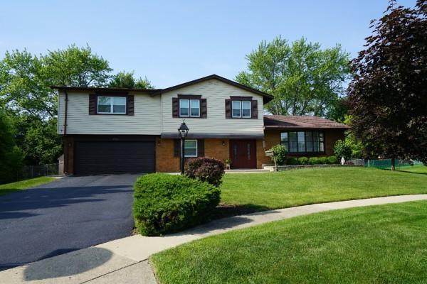3933 N Firestone Lane, Hoffman Estates, IL 60192 (MLS #10043106) :: The Jacobs Group