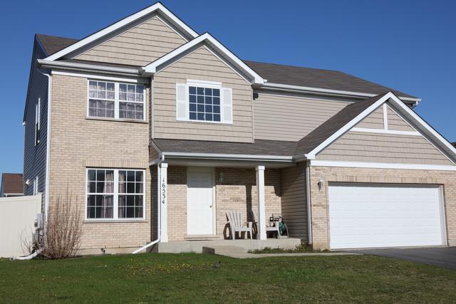 16534 Siegel Drive, Crest Hill, IL 60403 (MLS #10043208) :: Littlefield Group