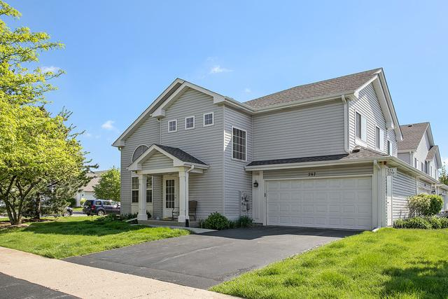 267 Abington Lane, North Aurora, IL 60542 (MLS #10043633) :: Domain Realty