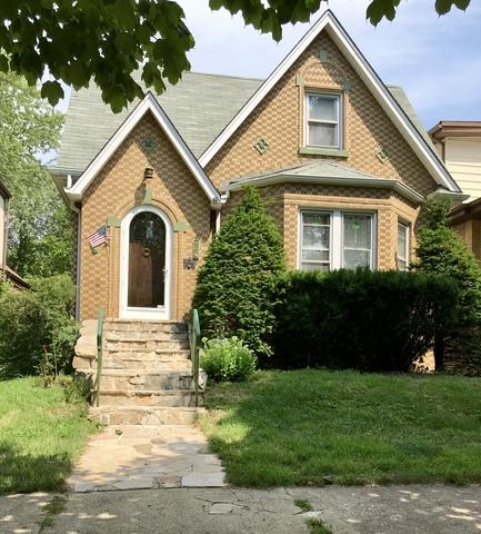 6129 N Mason Avenue, Chicago, IL 60646 (MLS #10043743) :: Property Consultants Realty