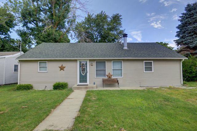 316 W Reynolds Street, TOLONO, IL 61880 (MLS #10043891) :: Littlefield Group