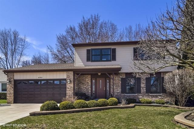 482 Charles Drive, Elk Grove Village, IL 60007 (MLS #10044011) :: Littlefield Group