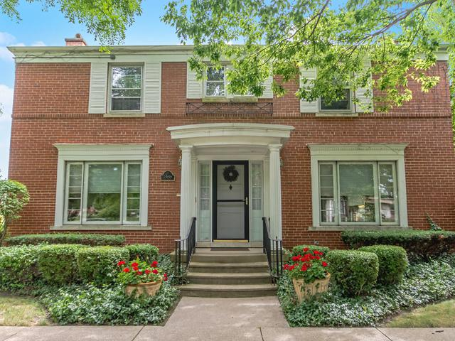 1446 Bonnie Brae Place, River Forest, IL 60305 (MLS #10044361) :: The Jacobs Group