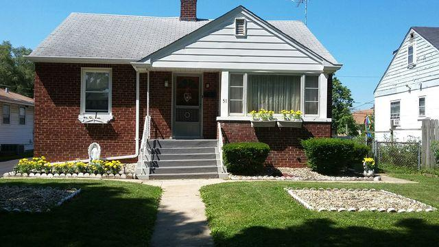 51 W 25th Street, Chicago Heights, IL 60411 (MLS #10044623) :: Littlefield Group