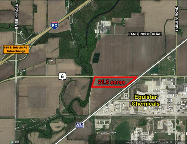 100 Route 6 Highway, Channahon, IL 60410 (MLS #10044663) :: The Spaniak Team