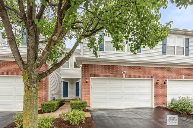 304 Grapevine Trail, Oswego, IL 60543 (MLS #10044708) :: The Jacobs Group