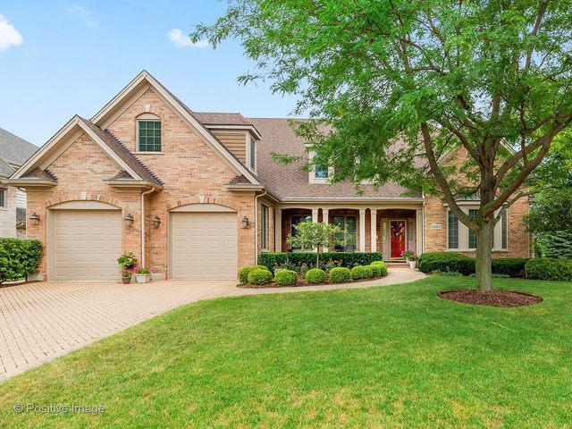 1601 E Prairie Avenue, Wheaton, IL 60187 (MLS #10044935) :: Baz Realty Network | Keller Williams Preferred Realty