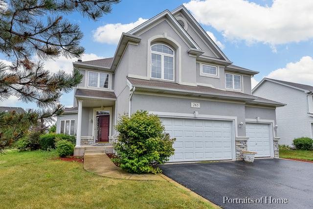 265 Morgan Valley Drive, Oswego, IL 60543 (MLS #10044989) :: Baz Realty Network | Keller Williams Preferred Realty