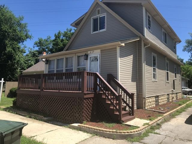14329 Chicago Road, Dolton, IL 60419 (MLS #10045096) :: Domain Realty