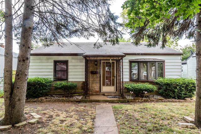 14511 Turner Avenue, Midlothian, IL 60445 (MLS #10045162) :: Littlefield Group