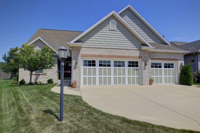 816 N Woodspring Drive, Mahomet, IL 61853 (MLS #10045187) :: Ryan Dallas Real Estate