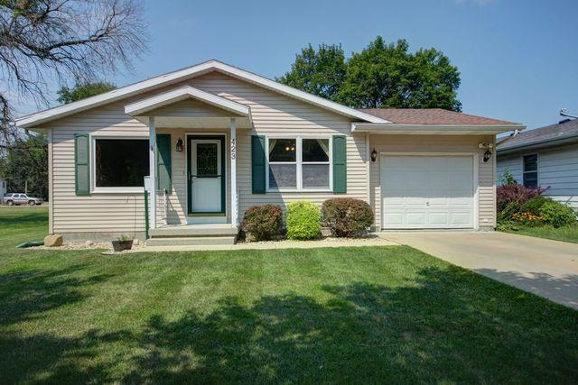 423 S Guthrie Street, Gibson City, IL 60936 (MLS #10045522) :: Ryan Dallas Real Estate