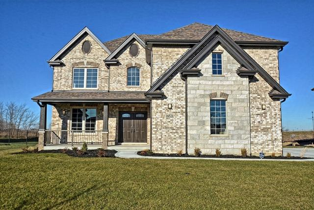 16521 Willow Drive, Lemont, IL 60439 (MLS #10045631) :: The Jacobs Group