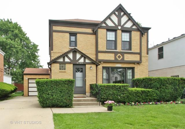 6725 N Keating Avenue, Lincolnwood, IL 60712 (MLS #10045742) :: The Spaniak Team