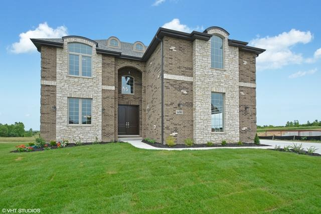 16501 Willow Drive, Lemont, IL 60439 (MLS #10045750) :: The Jacobs Group