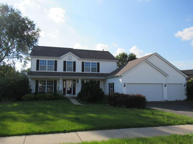 2200 Ridgefield Drive, Belvidere, IL 61008 (MLS #10046033) :: Domain Realty