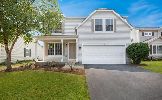 1585 Lavender Drive, Romeoville, IL 60446 (MLS #10046064) :: The Jacobs Group