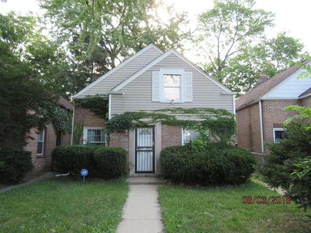 8635 S Bennett Avenue, Chicago, IL 60617 (MLS #10046410) :: The Spaniak Team