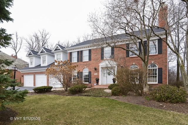 20222 St Andrews Drive, Olympia Fields, IL 60461 (MLS #10046560) :: The Wexler Group at Keller Williams Preferred Realty