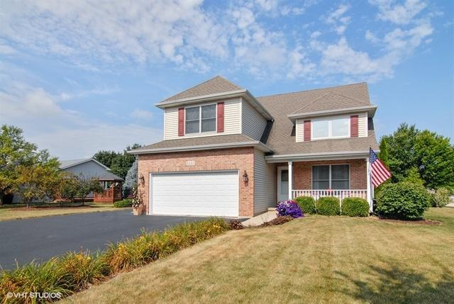 1537 Walsh Drive, Yorkville, IL 60560 (MLS #10046895) :: Ani Real Estate