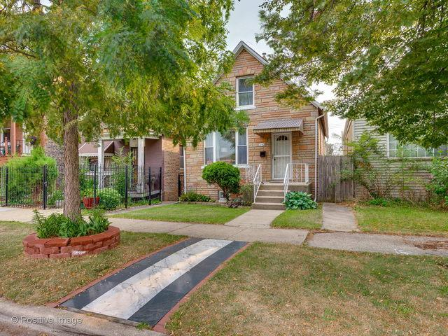 3248 S Hamilton Avenue, Chicago, IL 60608 (MLS #10046973) :: The Jacobs Group