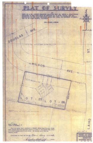 814 Wilson Avenue, Naperville, IL 60540 (MLS #10046985) :: Littlefield Group