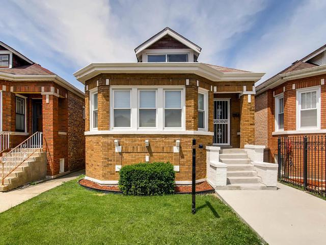 5738 S Rockwell Street, Chicago, IL 60629 (MLS #10047067) :: Littlefield Group