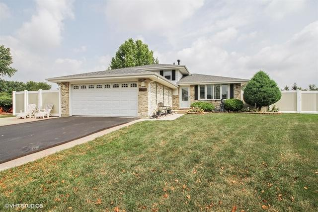 16617 89th Court, Orland Hills, IL 60487 (MLS #10047107) :: The Spaniak Team